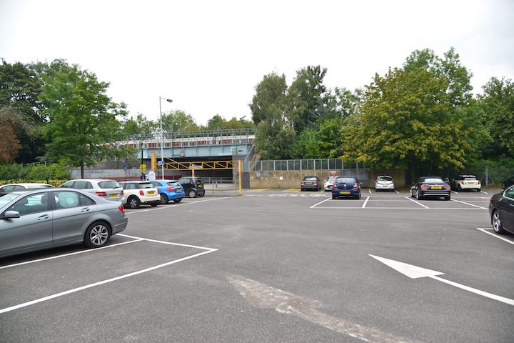 Pinner Station Car Park